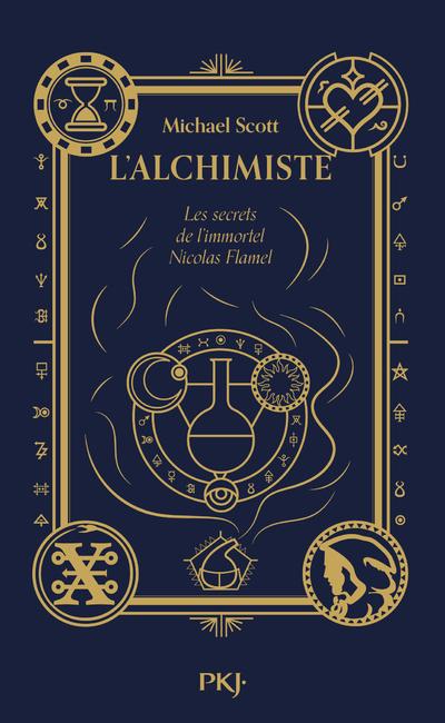 LES SECRETS DE L'IMMORTEL NICOLAS FLAMEL - TOME 1 L'ALCHIMISTE - COLLECTOR