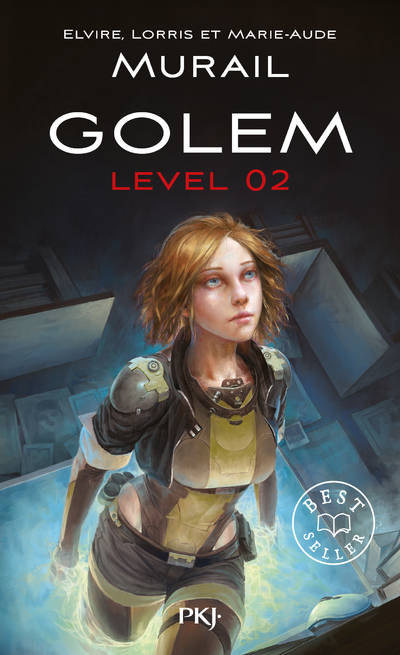 GOLEM LEVEL - TOME 2