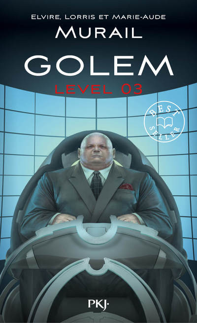 GOLEM LEVEL - TOME 3
