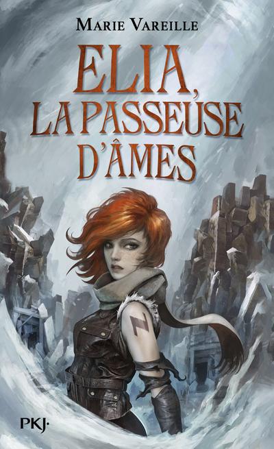 ELIA, LA PASSEUSE D'AMES - TOME 1