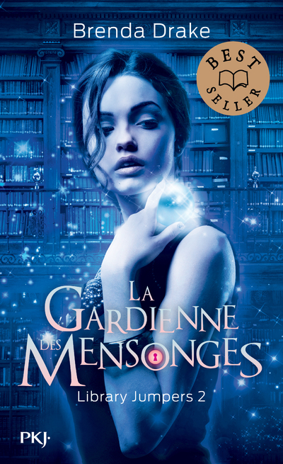 LIBRARY JUMPERS - TOME 2 LA GARDIENNE DES MENSONGES