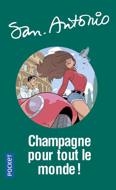 CHAMPAGNE POUR TOUT LE MONDE !