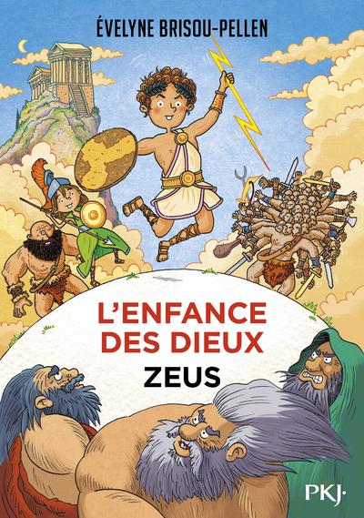 L'ENFANCE DES DIEUX - TOME 1 ZEUS