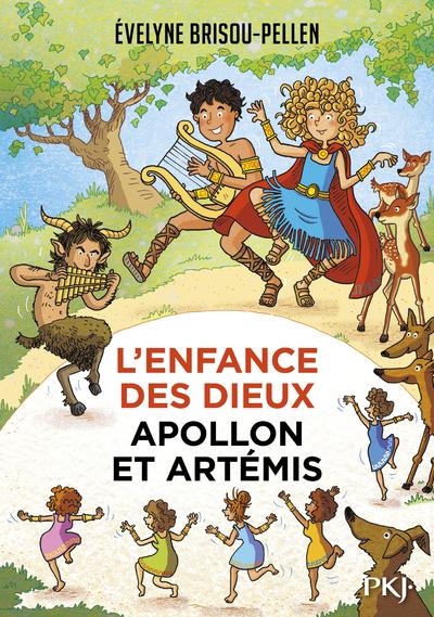 L'ENFANCE DES DIEUX - TOME 03 APOLLON ET ARTEMIS