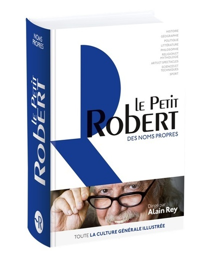 LE PETIT ROBERT DES NOMS PROPRES