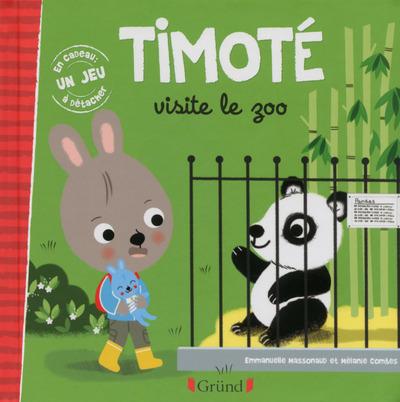 TIMOTE VISITE LE ZOO