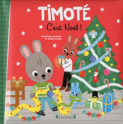 TIMOTE - C'EST NOEL !