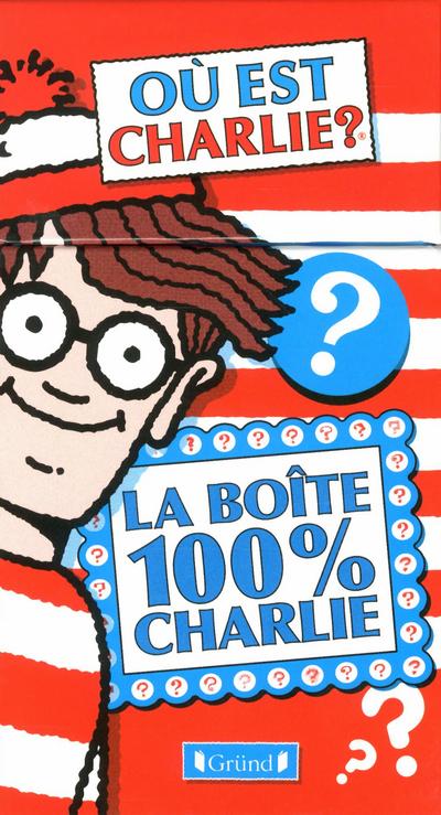 LA BOITE 100% CHARLIE