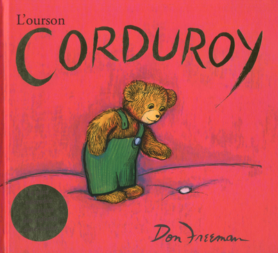 L'OURSON CORDUROY
