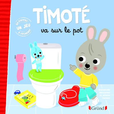 TIMOTE VA SUR LE POT