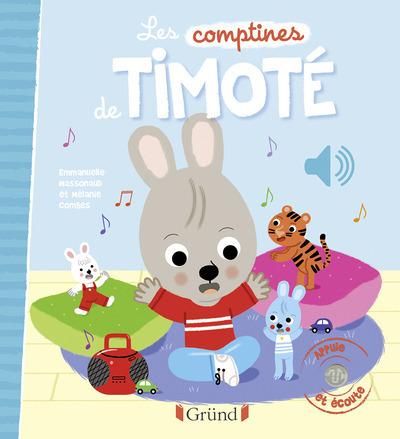 LES COMPTINES DE TIMOTE