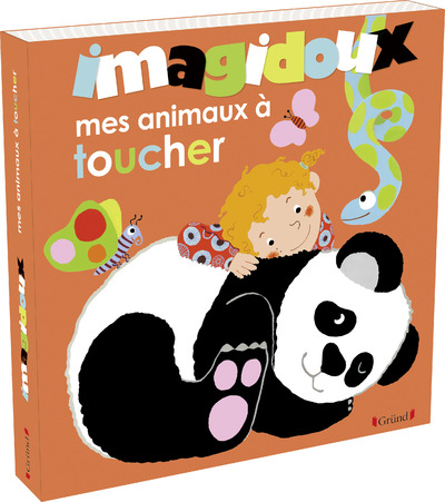 MES ANIMAUX A TOUCHER