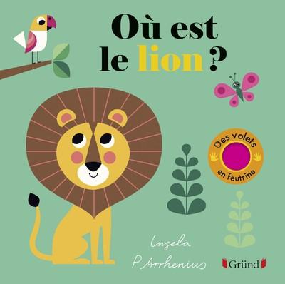 OU EST LE LION ?