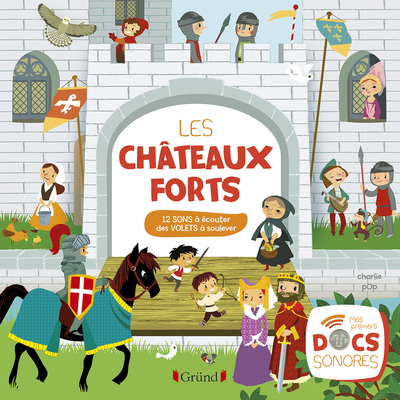 LES CHATEAUX FORTS