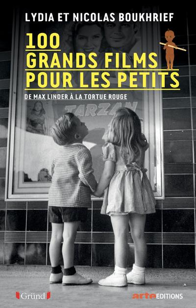 100 GRANDS FILMS POUR LES PETITS