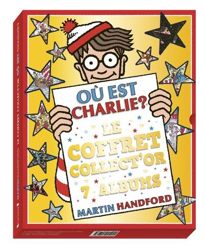 OU EST CHARLIE - LE COFFRET COLLECT'OR
