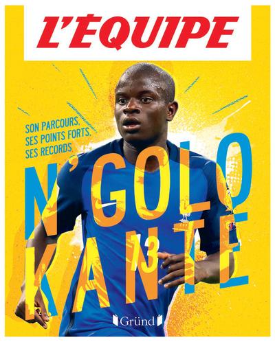 L'EQUIPE - N'GOLO KANTE