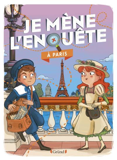 JE MENE L'ENQUETE A PARIS