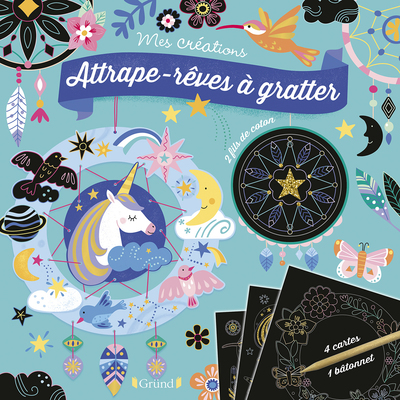 ATTRAPE-REVES A GRATTER