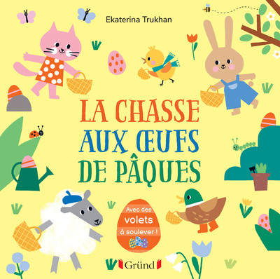 LA CHASSE AUX OEUFS DE PAQUES