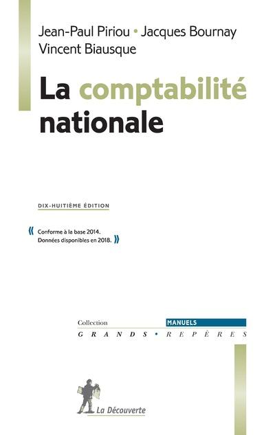 LA COMPTABILITE NATIONALE -18EME EDITION-