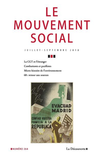 LE MOUVEMENT SOCIAL NUMERO 264 VARIA