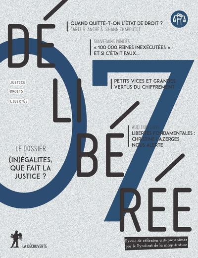 DELIBEREE - NUMERO 7