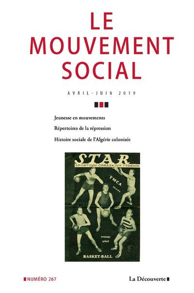LE MOUVEMENT SOCIAL NUMERO 267 VARIA