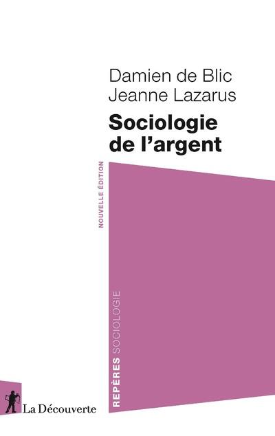 SOCIOLOGIE DE L'ARGENT