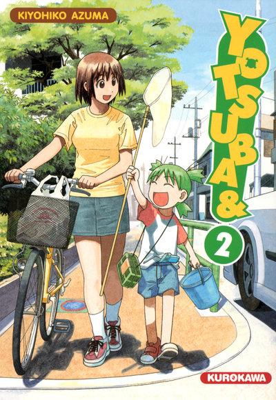 YOTSUBA - TOME 2