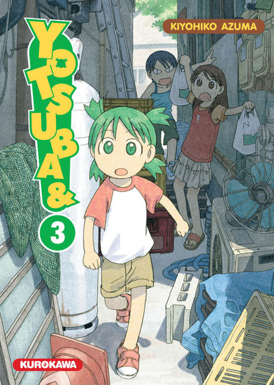 YOTSUBA - TOME 3