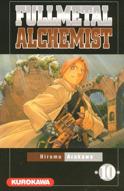 FULLMETAL ALCHEMIST - TOME 10