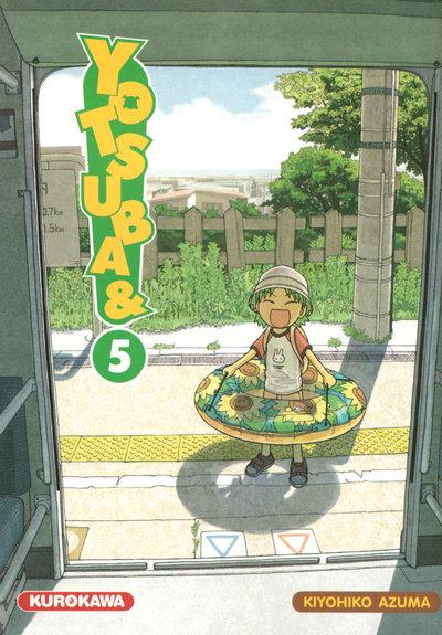 YOTSUBA - TOME 5