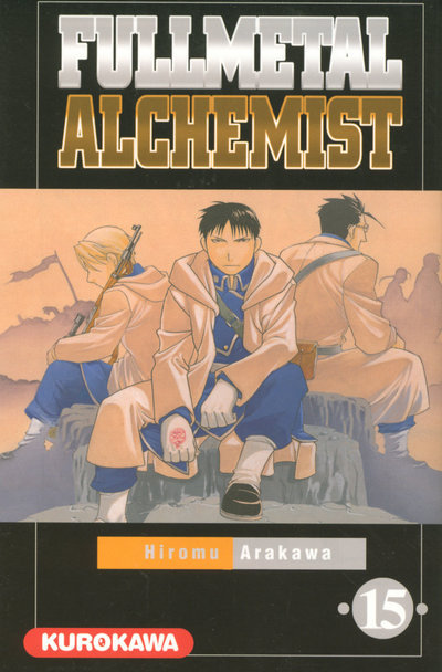 FULLMETAL ALCHEMIST - TOME 15