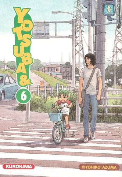 YOTSUBA - TOME 6