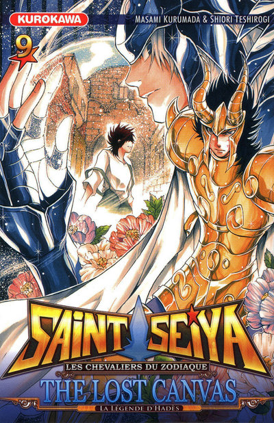SAINT SEIYA - THE LOST CANVAS - LA LEGENDE D'HADES- TOME 9