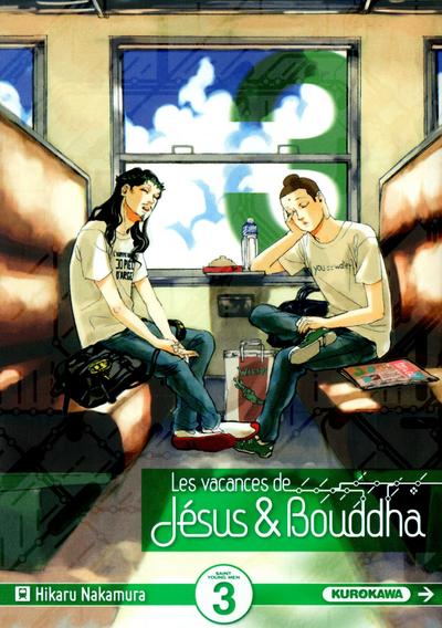 LES VACANCES DE JESUS & BOUDDHA - TOME 3