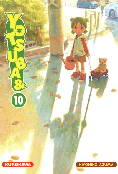 YOTSUBA - TOME 10