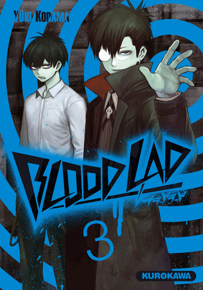 BLOOD LAD - TOME 3