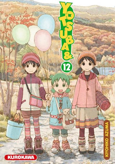 YOTSUBA - TOME 12