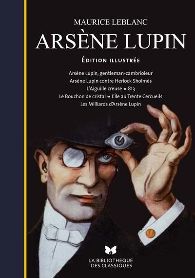 ARSENE LUPIN - ÉDITION ILLUSTREE