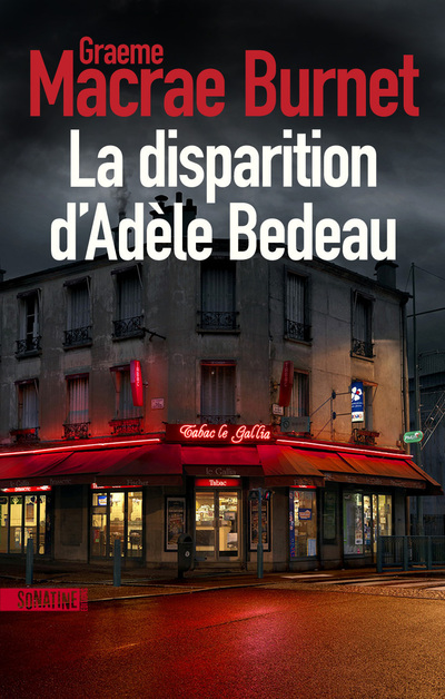 LA DISPARITION D'ADELE BEDEAU