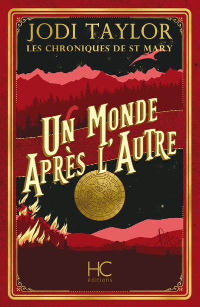 LES CHRONIQUES DE ST MARY - TOME 1 UN MONDE APRES L'AUTRE