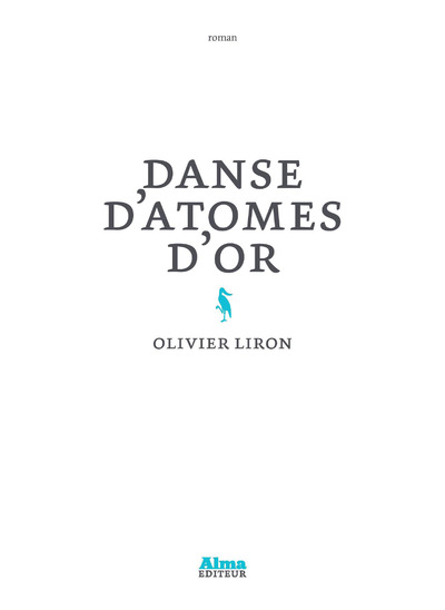 DANSE D'ATOMES D'OR