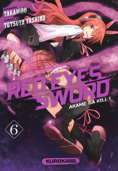RED EYES SWORD - AKAME GA KILL ! - TOME 6