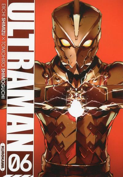 ULTRAMAN - TOME 6
