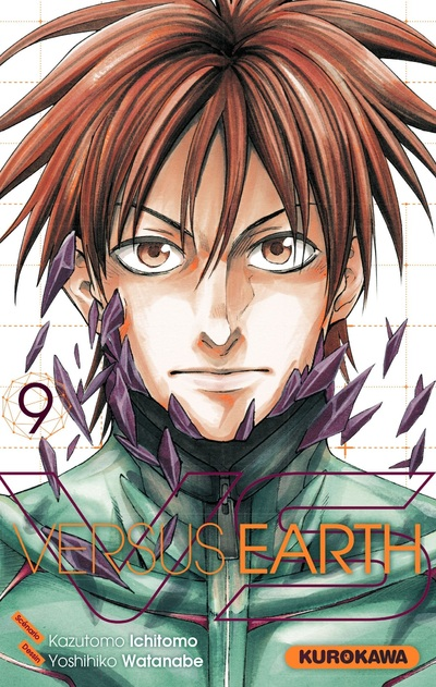 VS EARTH - TOME 9