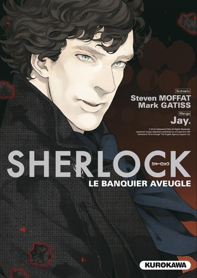 SHERLOCK - TOME 2 LE BANQUIER AVEUGLE