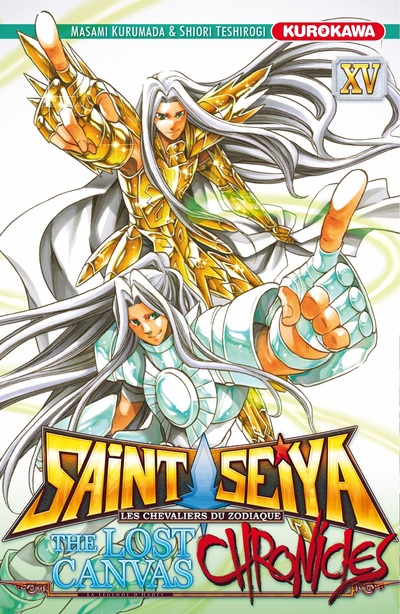 SAINT SEIYA - THE LOST CANVAS - CHRONICLES - TOME 15