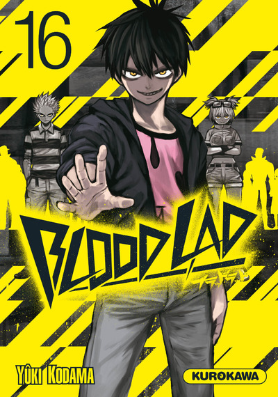 BLOOD LAD - TOME 16
